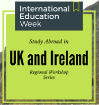 Study Abroad Regional Workshop - The U.K. and Ireland