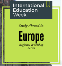 Study Abroad Regional Workshop - Europe