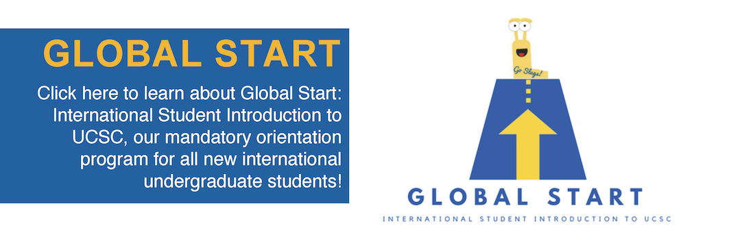 Click to learn about Global Start orientation program.
