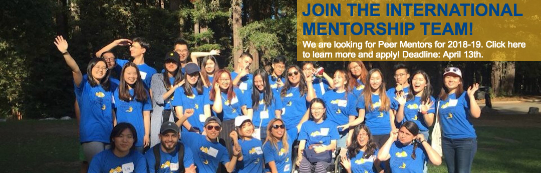 Become a peer mentor!
